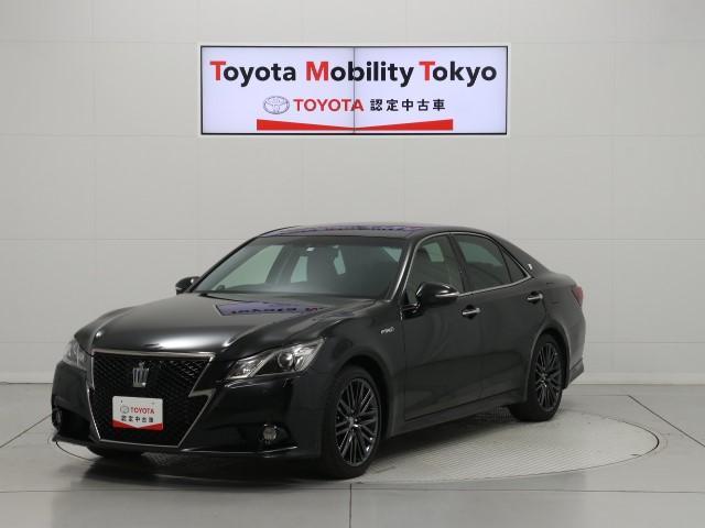 トヨタ アスリートS ブラックスタイル ナビ・バックモニター・ETC