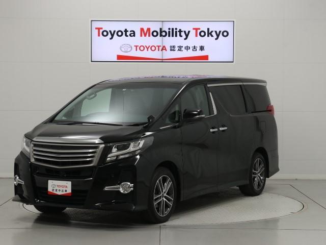 トヨタ 3.5SA 7人乗り・モデリスタアルミ・後席モニター