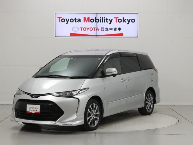 トヨタ アエラス プレミアム-G 10インチナビ Bluetooth