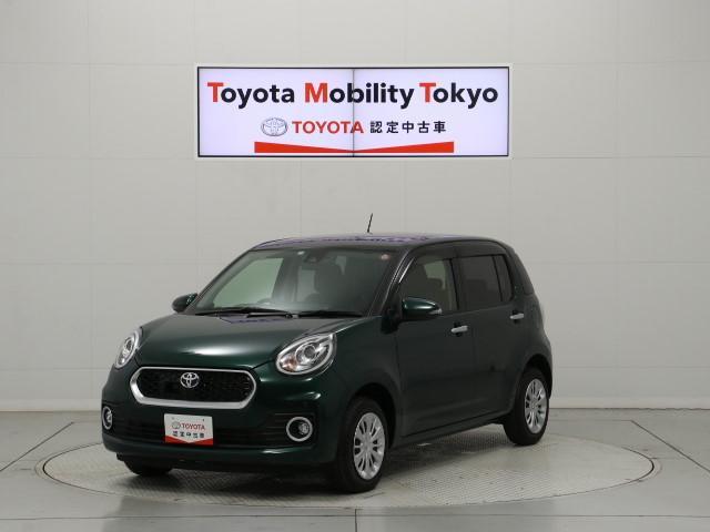 「トヨタ」「パッソ」「コンパクトカー」「東京都」の中古車