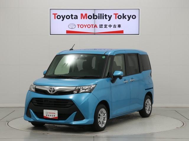 トヨタ タンク G-T  純正SDナビ・バックモニター・両側電動スライドドア