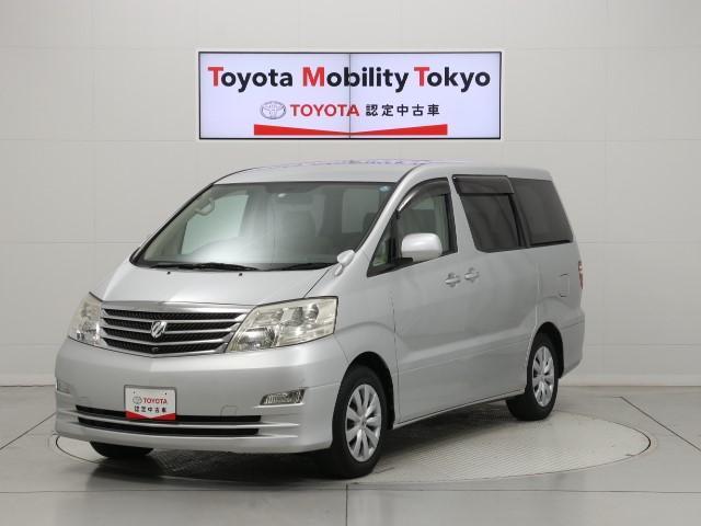 トヨタ アルファードG MX