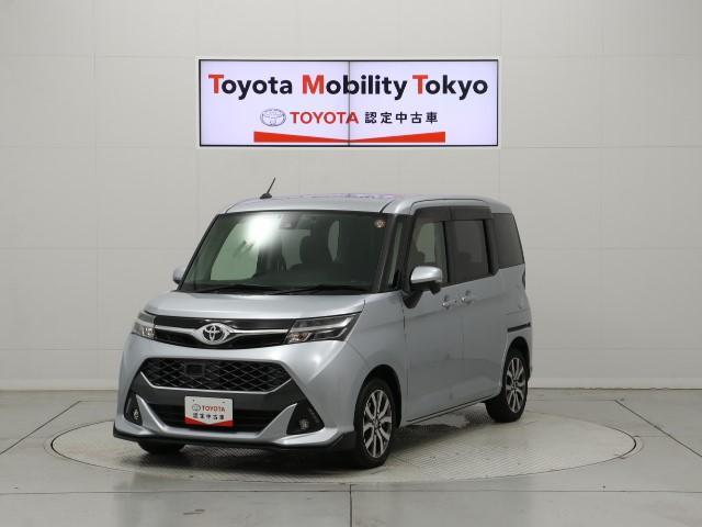 トヨタ タンク カスタムG-T 両側電動・SDナビ・Bカメラ・1オーナー