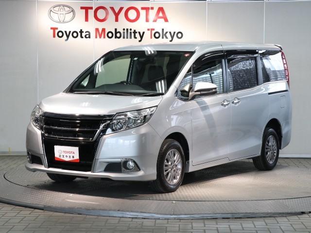 トヨタ エスクァイア Gi イモビライザー 両側自動ドア スマートキ- ナビTV
