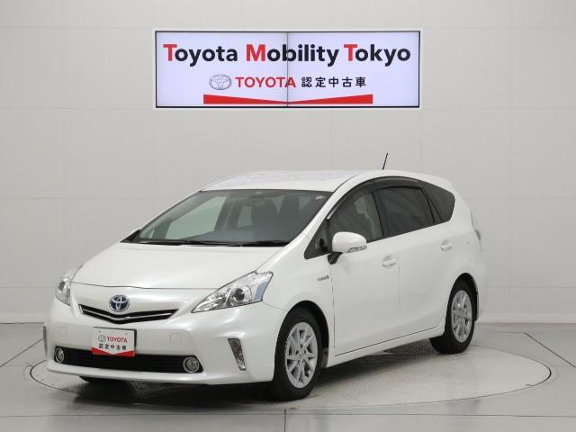 トヨタ S 純正SDナビ・バックモニター・ETC・ドライブレコーダー