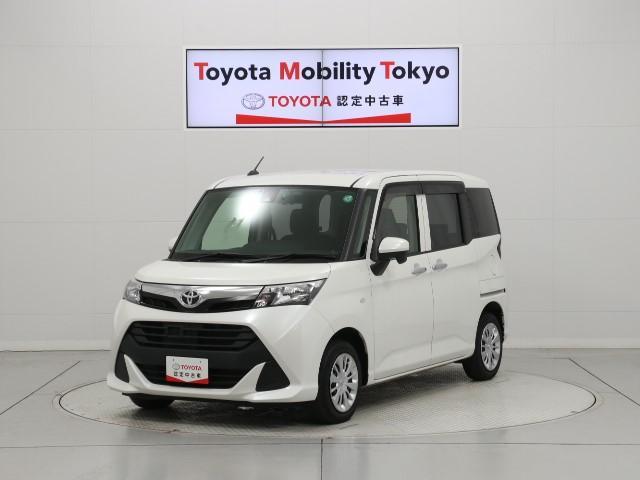 トヨタ タンク X S・ワンオーナー・ドラレコ・スマートキー・SDナビ
