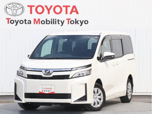 トヨタ X 8人乗♪TSS・SDナビ・バックモニタ・左電動スライド・LED装備