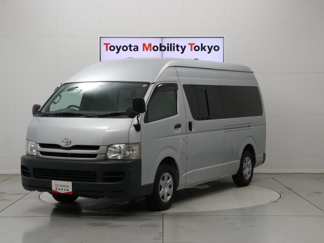 トヨタ SロングワイドDX
