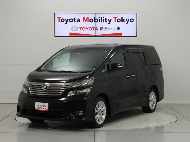 トヨタ 3.5Z プラチナムセレクション 地デジ ETC