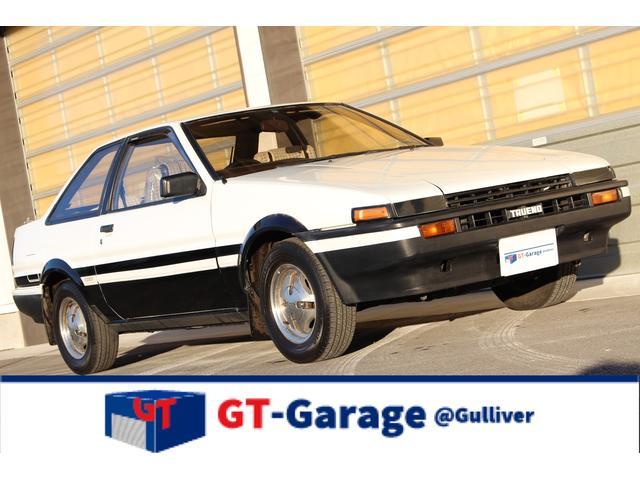 トヨタ GT APEX ワンオーナー 純正オリジナル タイベル交換済