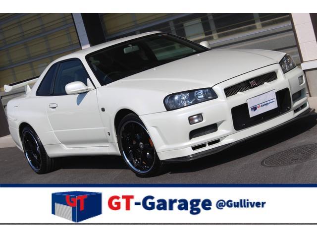 日産 GT-R Mスペック マフラー 19インチAW