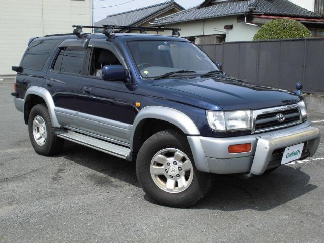 トヨタ SSR-X ワイド 4WD CD