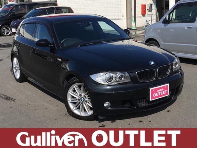 BMW 1シリーズ Mスポーツパッケージ パワーシートHID ETC