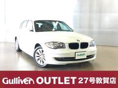 BMW1シリーズ スマートキー 16インチアルミホイール CD