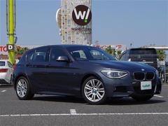 BMW1シリーズ Mスポーツ HDDナビ Bカメラ ETC