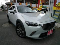 CX−3XD ツーリング Lパッケージ 4WD ワンオーナー ETC