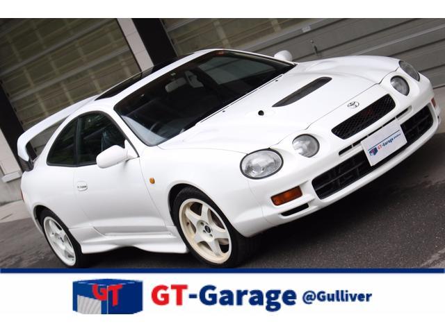 トヨタ GT-FOUR WRC仕様車