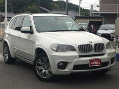 BMW X5xDrive 35i Mスポーツ 革シート 4WDHDDナビ