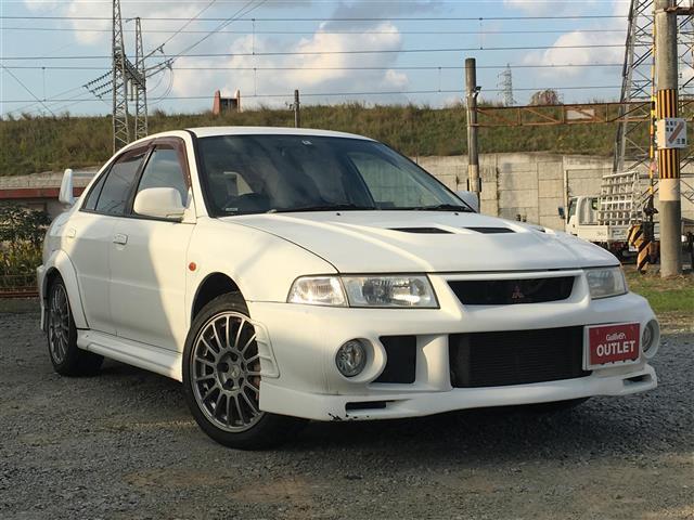 三菱 GSR エボリューションVI 4WD CD