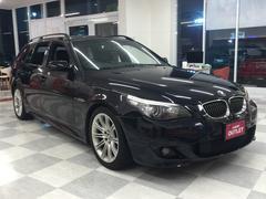 BMW530iツーリングMスポーツパッケージ サンルーフ 黒本革