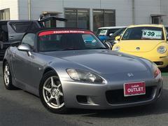 S2000車高調 無限マフラー GTウイング 社外エアクリ 革シート