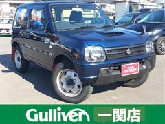 ジムニーXG 4WD ワンオーナー CDオーディオ キーレス