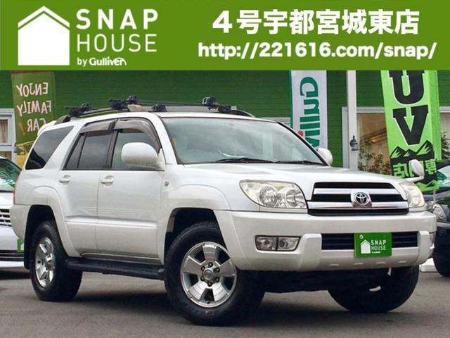 トヨタ SSR-G 4WD/キャリア/純正ナビ/Bカメラ/ETC