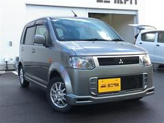 eKスポーツXS 4WD ワンオーナー 片パワスラ HID キーレス