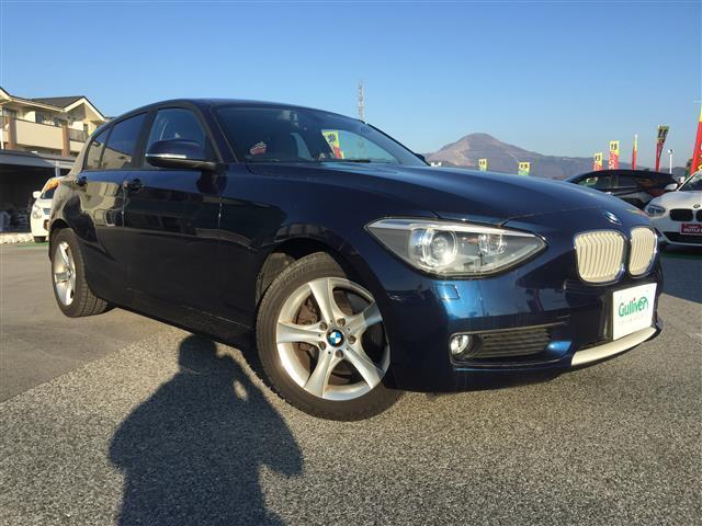 BMW 1シリーズ 1シリーズ スタイル ワンオーナー HDDナビ...