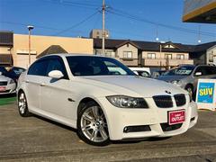 BMW3シリーズ Mスポーツパッケージ 本革シートHDDナビHID