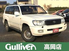 ランドクルーザー100VX−LTD Gセレクション 4WD 革シート サンルーフ