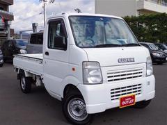 キャリイトラックKC エアコン パワステ 4WD ワンオーナー
