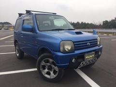 ジムニーFISフリースタイルワールドC LTD 4WD ターボ