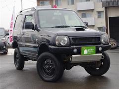 ジムニーワイルドウィンド 4WD 5MT HID 社外マフラー