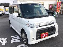 タントカスタム X メモリーナビ ワンセグTV 電動スライドドア