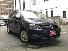 VW シャランTSIハイライン Bモーションテクノ ワンオーナー ETC