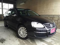VW ゴルフヴァリアントTSI トレンドライン ターボ キーレス CDオーディオ