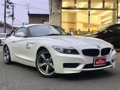 BMW Z4sDrive20i Mスポーツ 革シート HDDナビ ETC