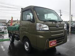 ハイゼットトラックスタンダード 4WD 5MT 純正CD スタッドレス付