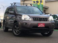 エクストレイル20Xt 4WD サンルーフ メモリナビ Bカメラ HID