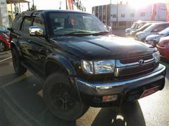 ハイラックスサーフSSR−V ブラックナビゲーター 4WD ワンオーナー
