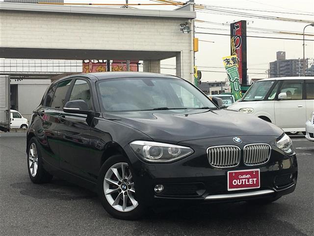 BMW 1シリーズ 1シリーズ スタイル メモリーナビ バックカメ...