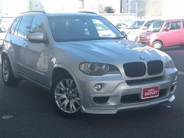 BMW 4.8i Mスポーツパッケージ 4WD 革シート HDDナビ