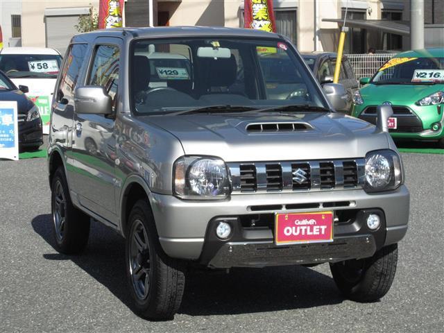 スズキ ランドベンチャー ワンオーナー 4WD HID