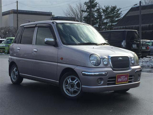 スバル G 4WD CDオーディオ キーレス