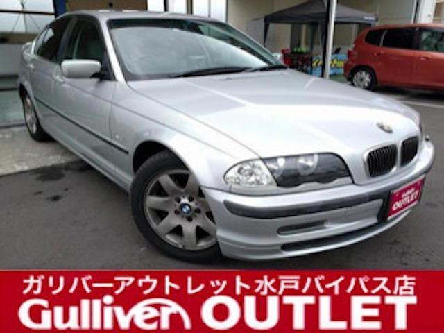 BMW 3シリーズ 革シート サンルーフ CD