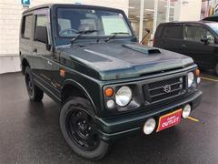 ジムニーXL−LTD 4WD ETC CDオーディオ アルミホイール