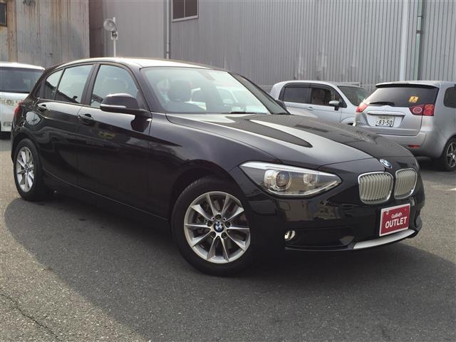 BMW 1シリーズ 1シリーズ スタイル 純正HDDナビ コンフォ...