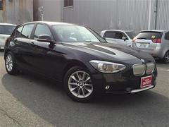 BMW1シリーズ スタイル 純正HDDナビ コンフォートアクセス