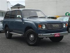 ランドクルーザー80VX−LTD 4WD サンルーフ HDDナビ 異色全塗装